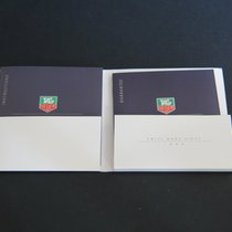 TAG Heuer Instructions 6000 Quartz Booklets