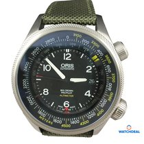 Oris Big Crown ProPilot Altimeter mit Meter