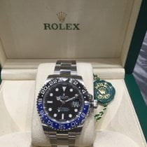 Rolex GMT MASTER II BLNR BATMAN like new