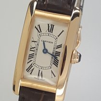 Cartier Tank Americaine Lady