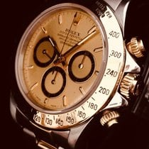 Rolex Daytona Zenith  16523  6 inverted   BeP