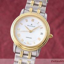 Blancpain Lady Villeret Automatik Edelstahl / Gold Damenuhr Datum