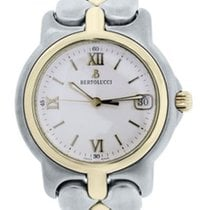 Bertolucci Pulchra Two Tone Cream Dial Gents Watch