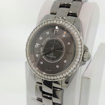 Chanel J12 Automatic Watch H2566 Chromatic Ceramic 38mm...