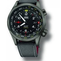 Oris Big Crown Propilot Altimeter Rega Limited Edition