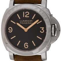 Panerai : Luminor Boutique Edition :  PAM 390 :  Stainless...