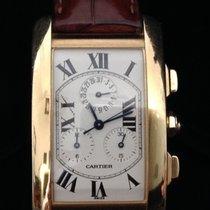 Cartier Tank Americane Chronograf