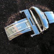 Tissot Stahl Steel 18mm Schliesse Buckle Faltschliesse I181...