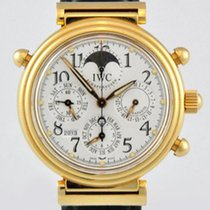IWC Da vinci REF 3754 Mondphase Full Set