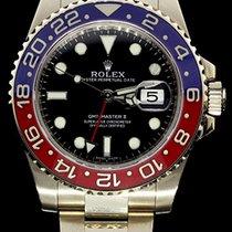 """Rolex """"GMT Master II"""" Pepsi Bezel."""