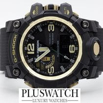 Casio G-Shock Mudmaster GWG-1000GB-1AER Black and Gold G