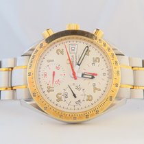 Omega Speedmaster Mark 40 18k Steel Gold