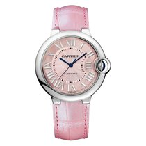 Cartier Ballon Bleu Automatic Ladies Watch Ref WSBB0007