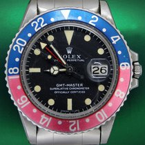 Ρολεξ (Rolex) GMT Master 1675 Vintage Long E 1971 Pepsi