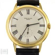 Patek Philippe Calatrava Vintage 750er Gold Ref. 3542 von 1968...