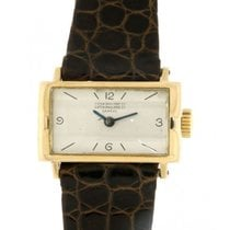 Patek Philippe 139 Driver's Vintage Yellow Gold, Leather
