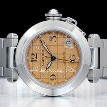 Cartier Pasha C Watch W31024M7