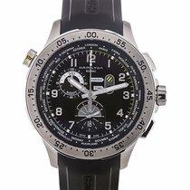 Hamilton Khaki Aviation Worldtimer 45 Quartz Chronograph