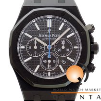 Audemars Piguet Royal Oak Chronograph TITANBLACK DLC