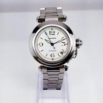 Cartier Pasha C White Dial