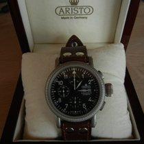 Aristo Pilotenuhr Flieger Chrono Chronograph