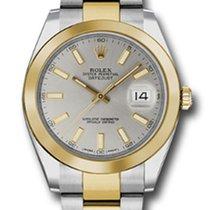 Rolex Unworn 126303SIO Datejust Mens 41mm Automatic in Steel...