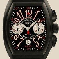 Franck Muller Conquistador 8005 K CC NR Black