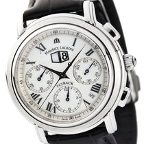 Maurice Lacroix Masterpiece Flyback Annuaire Chronograph...