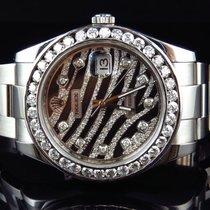 ロレックス (Rolex) Mens Pre-Owned 41 MM 116300 Rolex Date Just II 2...
