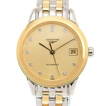 Longines Flagship Pvd Gold Gold Automatic L4.274.3.37.7