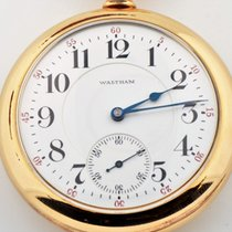 Waltham Vanguard Gold Filled 21 Jewels Railroad Grade Model...
