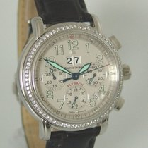 Maurice Lacroix Flyback Aviator Brillanten  Special-Modell