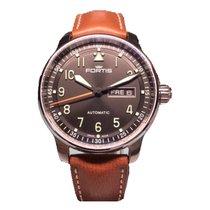 Fortis Flieger Pro Day Date Automatik 704.21.11 L 08