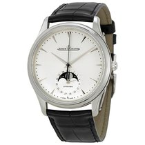 Jaeger-LeCoultre Master Ultra Thin Moon Stainless Steel