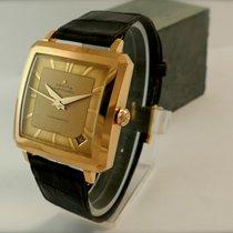 Zenith Automatic Chronometre Vintage Cioccolatone NOS Oro Rosa