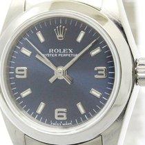 ロレックス (Rolex) Polished Rolex Oyster Perpetual 79080 A Serial...