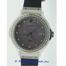 Hublot Classic Elegant Mid-Size Diamond Watch