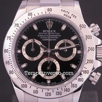 롤렉스 (Rolex) Daytona black Superlative chroma light  full set