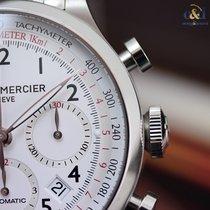 Baume & Mercier Capeland Chronograph 42mm Steel on Steel...