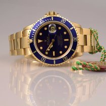 Rolex Submariner Date  16618 perfekte Facette - Box &...
