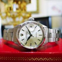 Rolex Oyster Perpetual Ladydate Ref:6516 Steel Watch Circa 1960