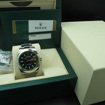 勞力士 (Rolex) MILGAUSS 116400GV Green Glass Full Set