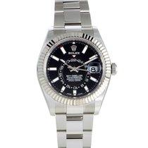 Rolex Oyster Perpetual Sky-Dweller Watch 326934 bk
