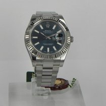 Rolex DATEJUST II 41MM QUADRANTE BLU
