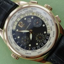 Girard Perregaux WW.TC  Travel Chronograph