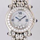 Chopard Happy Sport Flying Diamonds Luxus 18K White Gold Brillant