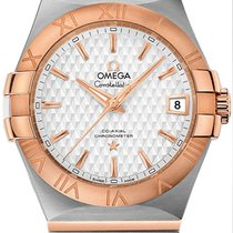 Omega Constellation Co-Axial Automatic 35mm 123.20.35.20.02.005