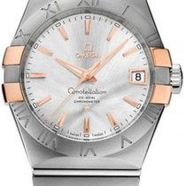 Omega Constellation Men's Watch 123.20.38.21.02.004
