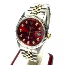 ロレックス (Rolex) Oyster Perpetual 2 Tone 18k Yellow Gold & Ss...
