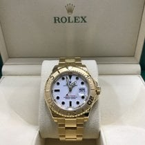 Rolex Yacht-Master 40mm Yellow Gold